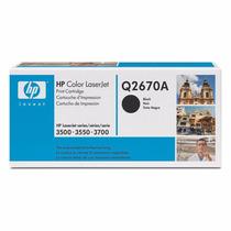 Toner Origial Hp Q2670a Nuevo Para Modelos 3500 3550 3700