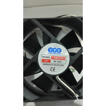 Ventilador Fan Cooler 24 Volt Cc 210 Ma