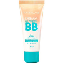 Maybelline Dream Oil Control Bb Cream 8 Em 1 30ml - Claro