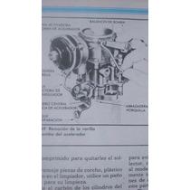 Manual De Carburadores 60´s 70´s Carter Ford Holley Rocheste