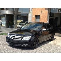 Mercedes Benz C200 Kompressor Advantarge 6°mt, Anticipo $
