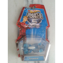 Hot Wheels Batle Force 5 - Fused - Saber