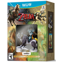 ¡zelda Twilight Princess Collector Edition Para Wii U En Wg!