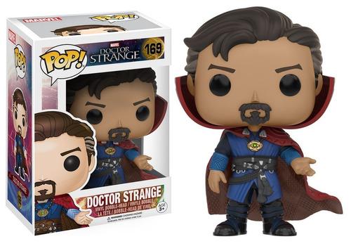 b39cd8ad9a2 Dr. Strange 169 Doutor Estranho Funko Pop! Marvel Filme - R  128
