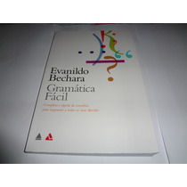 Livro - Gramática Fácil Da Lingua Portuguesa-2014