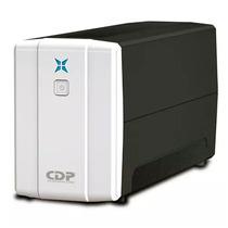 Nobreak Cdp Rupr758 750va 315w 8 Contactos Regulador Supre