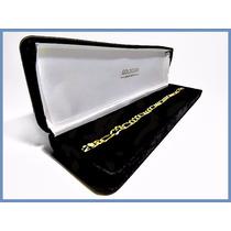 Pulsera Oro Amarillo Solido 10k Mod. Cartier De 5mm 7grs
