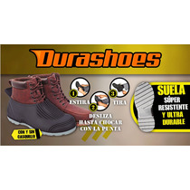Zapato De Seguridad Industrial Durashoe - Choclo