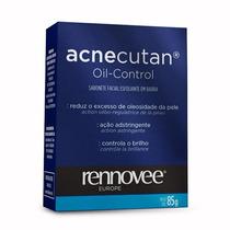 Sabonete Acnecutan Facial Esfoliante Com 85 Gramas