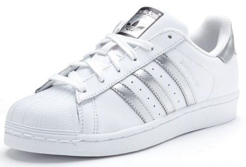 adidas plata superstar