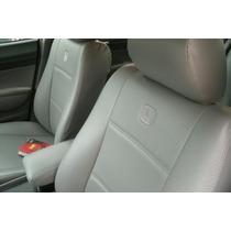 Capa Couro Courvin Para Honda New Civic - Frete Gratis