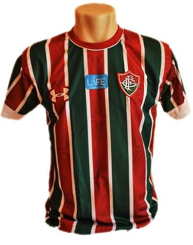 ead3e0ac1f Camisa Do Fluminense Nova Listrada Branca 2019 Flu Barato - R  24