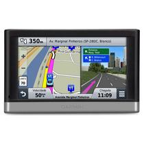 Gps Automotivo Garmin Nuvi 2417 4,3 Polegadas E Bluetooth