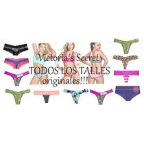 Victoria Secret Ropa Interior Bombachas Todos Los Talles!!!