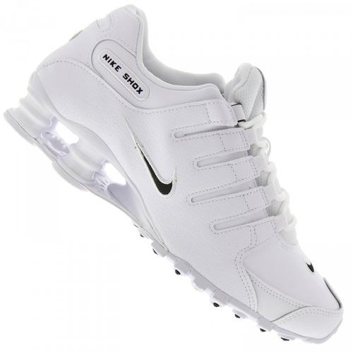 053b3dfe9 Tenis Nike Shox Nz 501524 106 Original C Nota Fiscal - R  599