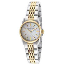Reloj Dreyfuss & Co. Dlb00048-41 Es Two-tone Stainless