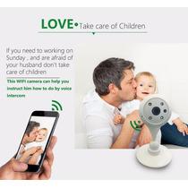 Baby Call Camara Monitor Seguridad Bebes Intercomun Infrarro