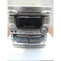 Mini System Gradiente Ms 500 (não Funciona) (ap119)