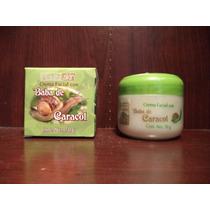 Crema Facial Con Baba De Caracol Natural Skin 70g Arabela