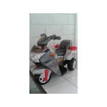 Carro Y Moto De Baterias