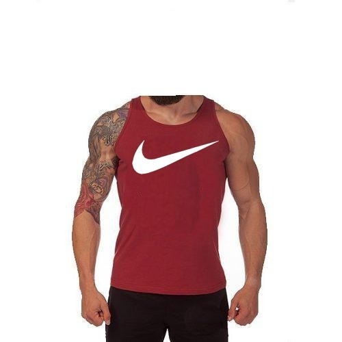 Camiseta Regata Masculina Marca Algodão - R  25 db66e472ef4f3