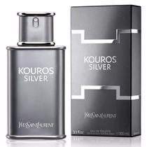Yves Saint Laurent Kouros Silver 100ml Masculino | Original