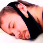 Pare De Roncar Faixa Anti Ronco Apneia Neoprene Durma Melhor
