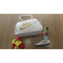 Bolsa + Tênis Nike Kit Com Duas Peças Mochila Sacola