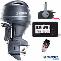 Motores Fuera Borda Yamaha 115 Hp 4 Tiempos 4t Nuevos Gabott