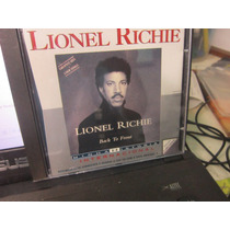 Lionel Richie, Cd Back To Front - 16 Sucessos,1992