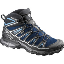 Botas Salomon X Ultra Mid 2 Gtx - Hombre Hiking Impermeables