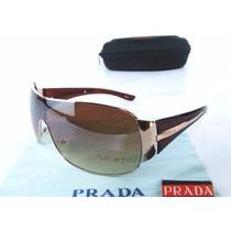 Oculos De Sol Mascara Pr Premium