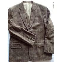 Sale! Mancini. Divino Saco Vestir Hombre. Marron.