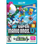 New Super Mario Bros U + New Super Luigi U - Wii U E-sedex