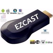 Google Chromecast Ezcast Hdmi Dongle Retira Em Mãos
