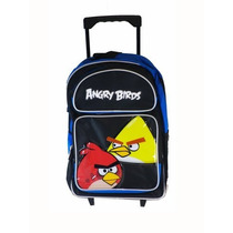 Angry Birds Revista Rolling Backpack - Angry Birds Bolsa Gr