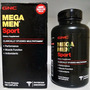 Mega Men Sport 180 Caps Gnc Multivitaminico Top Original