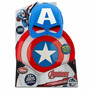 Set Máscara Y Escudo Capitán America Civil War Disney Store