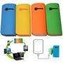 Wow Cargador Portatil 5200mah Power Bank Celulares Tablet