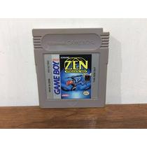 Zen Intergalactic Ninja Para Game Boy / Gb Excelente Estado