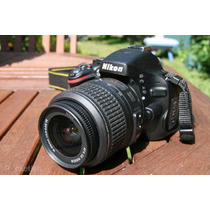 Nikon D5100 Camara Fotografica Profesional