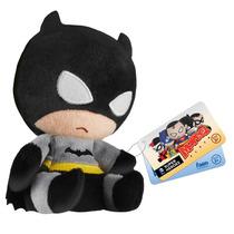 Mini Pelúcia Coleção Mopeez Da Funko! Batman 12cms