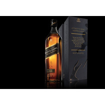 Whisky Johnnie Walker Black Label, 1 L C/ Estuche, Rosario