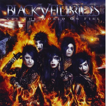 Black Veil Brides / Set The World On Fire / Cd 11 Canciones