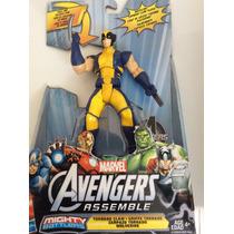 Wolverine Avengers Assemble 6 Pulgadas Tornado Claw