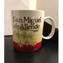 Starbucks Taza City Mug San Miguel De Allende