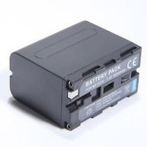Bateria P Sony Np-f970 F770 F750 F570 F550 F350 Cn160 Mc2000