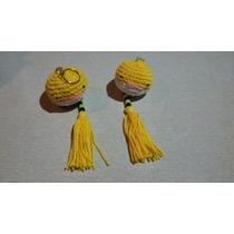 Ballenitas - Tejidas Al Crochet Con La Técnica De Amigurumi.