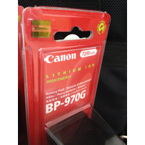 Bateria Canon Bp-970g Eos C500 / C300, C100, Gl1, Gl2 ,xl H1
