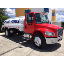 Freightliner M2 2005 Pipa Para Agua Potable De 10,000 Litros
